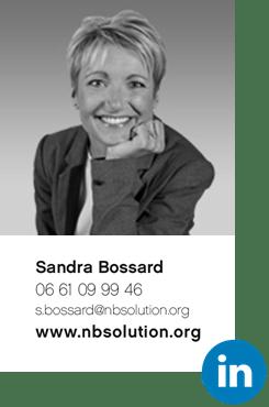 Linkedin de Sandra Bossard